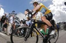 Bradley Wiggins Tour de France 2012 Dura-Ace 9000