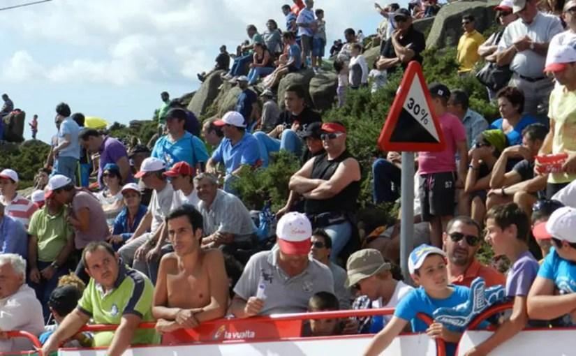 Mirador de Ézaro, the steepest climb in the bicycle racing history