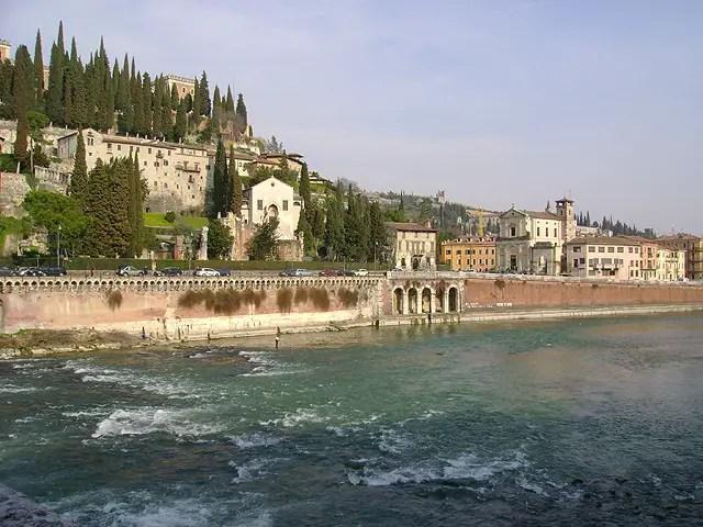 Verona Arno River