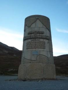 Henri Desgrange monument
