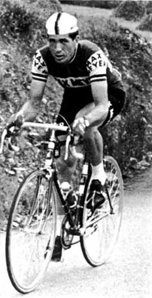 Claudio Michelotto, Passo Sella, 1969