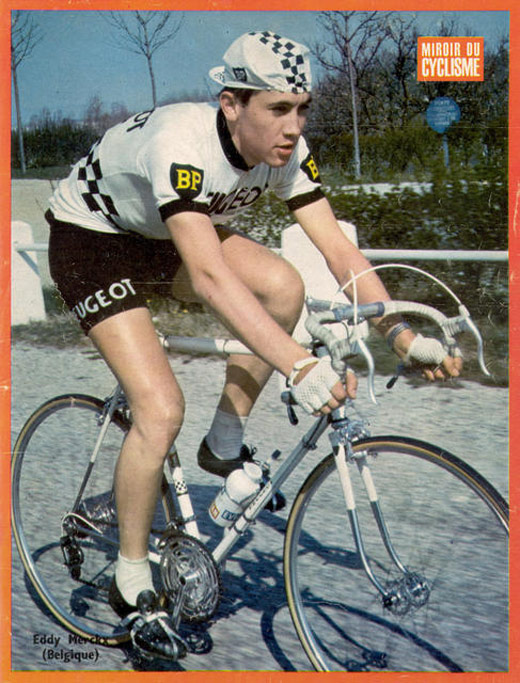 Eddy Merckx, 1966