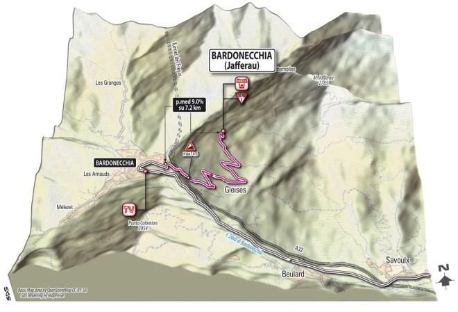 Giro d'Italia 2013 stage 14 - Bardonecchia