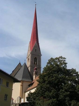 Silandro (Schlanders), Chiesa Parrocchiale