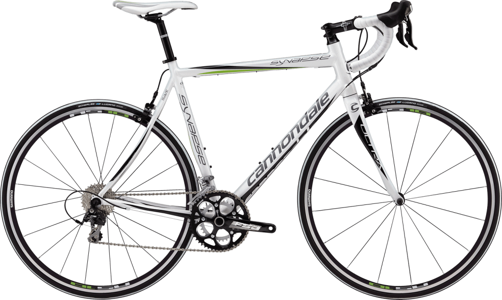 Cannondale Synapse 5 105 (green)