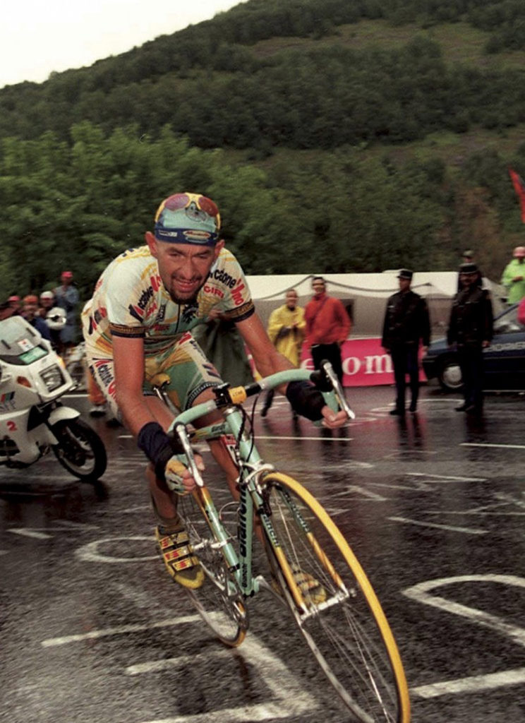 Marco Pantani, 1998 Giro d'Italia Stage 17