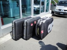 Cycling Tour in Italy, bike bags