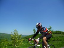 Cycling Tour in Italy, 2nd day, Mustafa