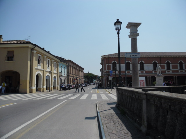 Cycling Tour in Italy, 4th day, Cesenatico