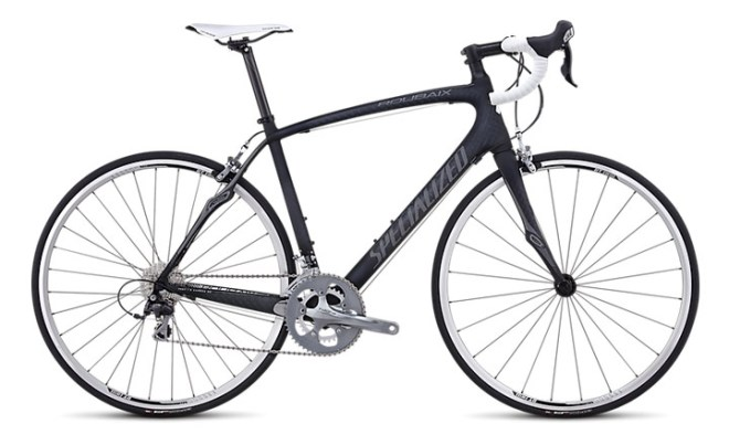Specialized Roubaix 2013 Sport Compact Carbon Satin/Charcoal/White