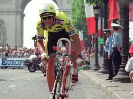 Greg Lemond, 1989 Tour de France