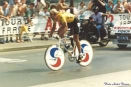 Laurent Fignon, 1989 Tour de France