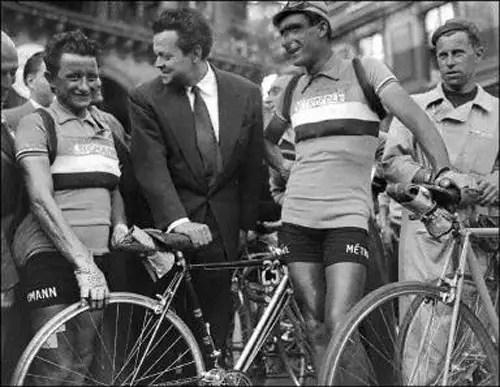 Orson Welles, Tour de France 1950