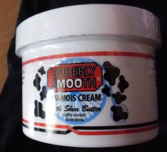 Udderly Smooth chamois cream