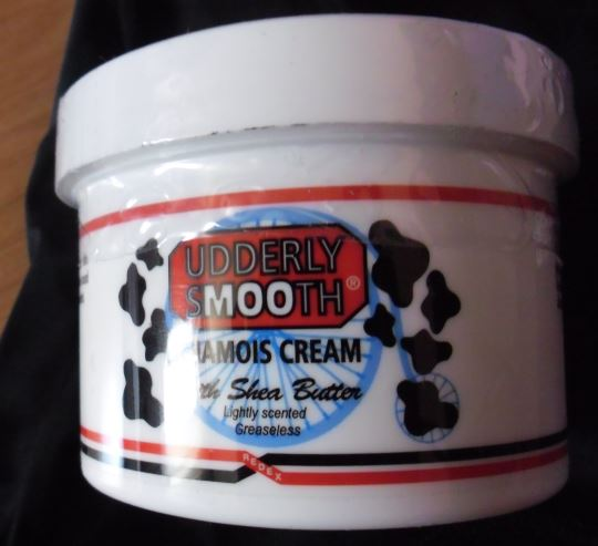 How to avoid saddle sores - Udderly Smooth chamois cream