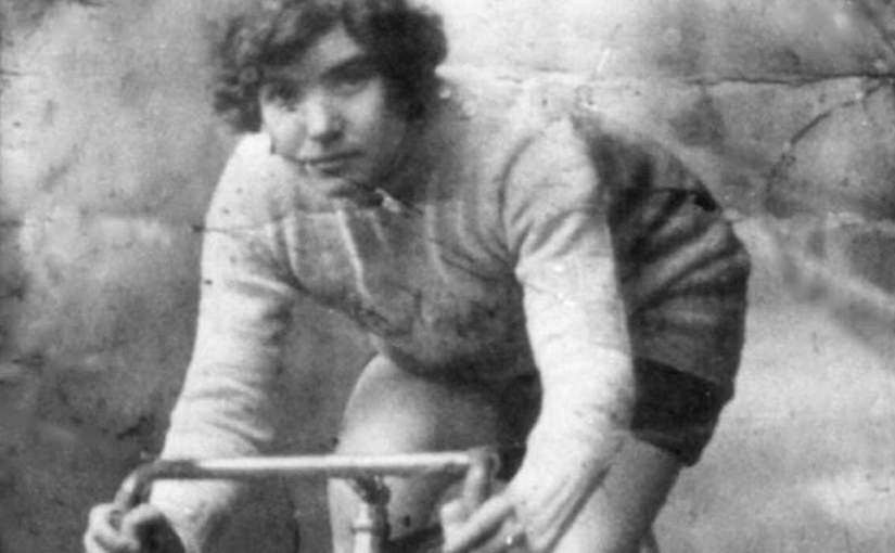 Alfonsina Strada, the woman who rode the 1924 Giro d'Italia