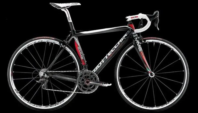 Bottecchia 2014 road bike series - Bottecchia Emme2 2014 (carbon-matt-shiny)