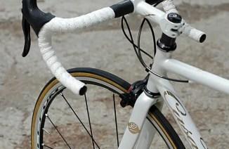 Casati Campagnolo 80th Anniversary Limited Edition bike - details