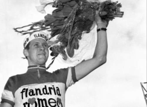 Paris-Roubaix 1964, winner: Peter Post