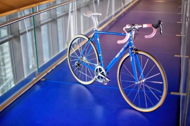 Hampsten Cycles - Maglia Rosa Superissimo
