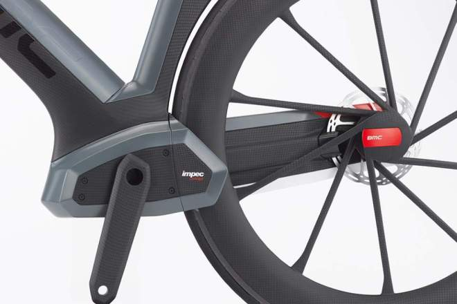 BMC Impec Concept road bike - details