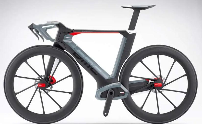 BMC unveils futuristic Impec – a concept road bike at Eurobike