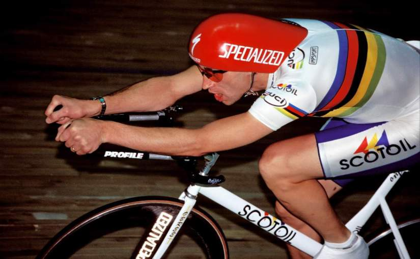 Quote of the day – by Graeme Obree
