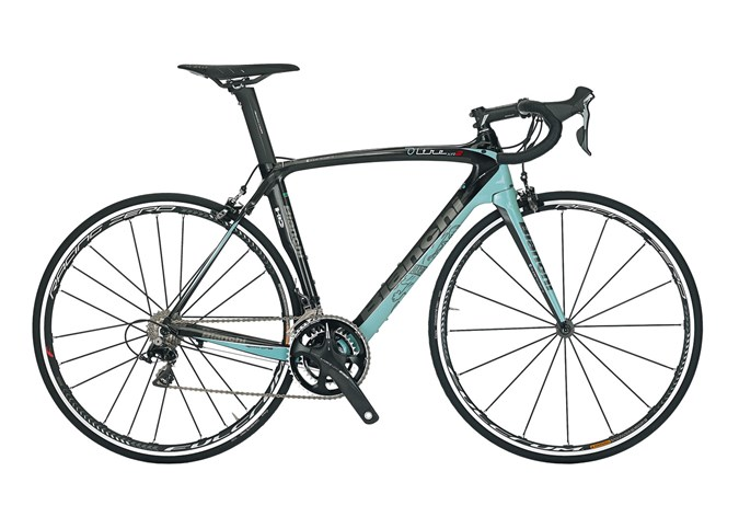 Bianchi Oltre XR2 2015 Shimano Dura-Ace 11sp Compact