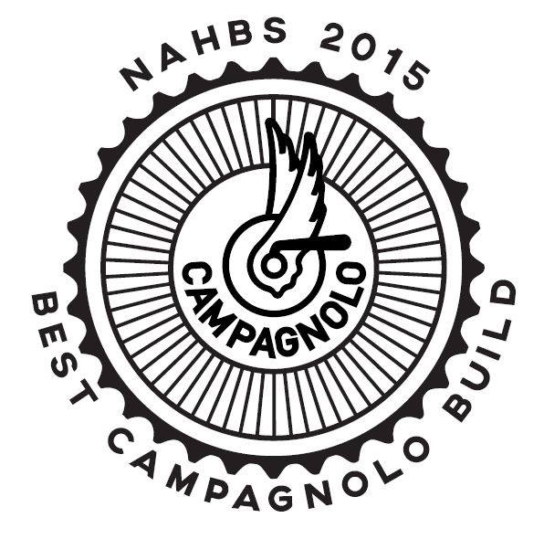 """North American Handmade Bicycle Show """"The Best Campagnolo Build"""""""