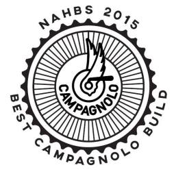 "North American Handmade Bicycle Show ""The Best Campagnolo Build"""