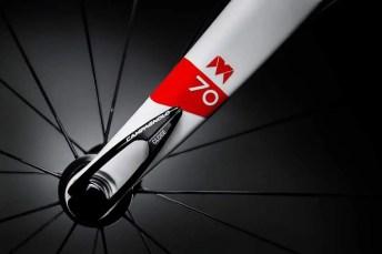 eddy70 bike - fork
