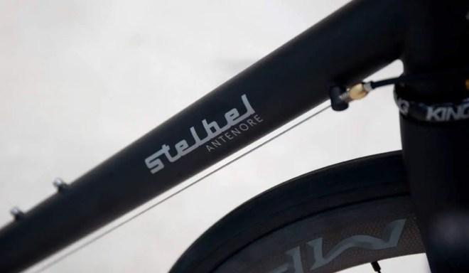 Stelbel Antenore Down tube