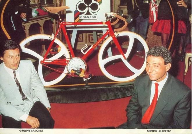 Colnago Concept, 1986