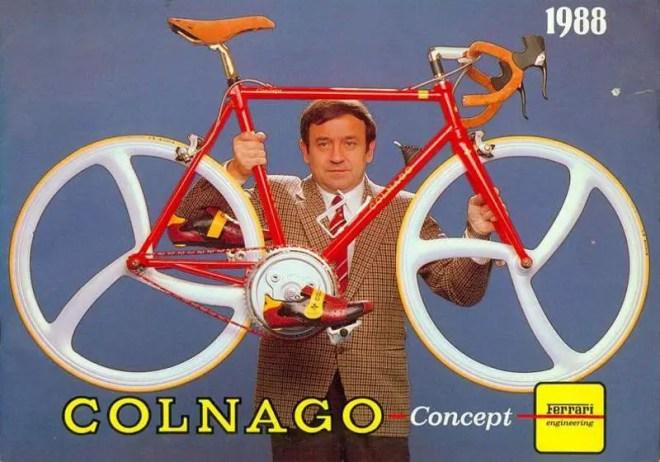 Colnago Concept, 1988