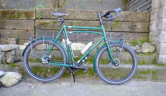 Ahearne World Touring Bike