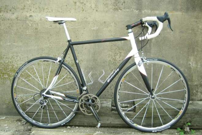 Bilenky road bike