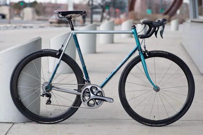 NAHBS 2013 Best Road Bike Winner Bishop