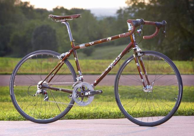 Groovy Cycleworks Candy Road Bike