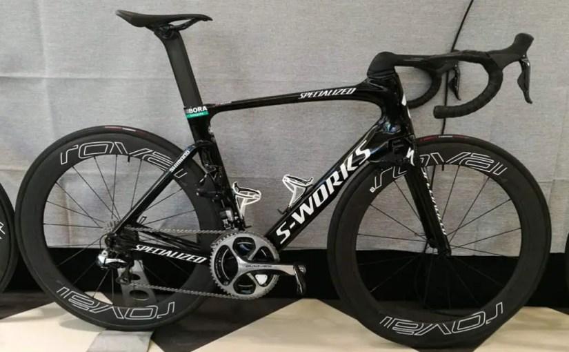 Bike of the day: Peter Sagan's new S-Works Venge