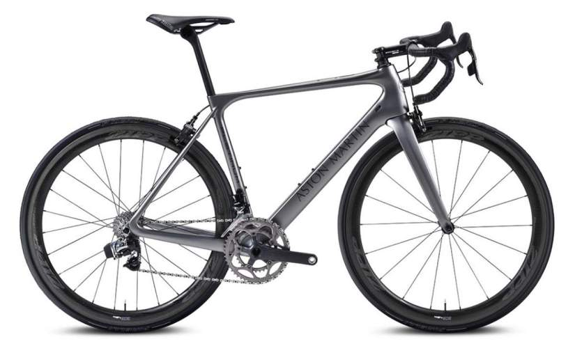 Aston Martin unveils a special edition £15,000 Storck road bike
