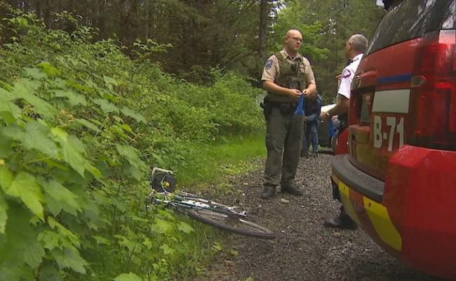 Cyclist Killed By Cougar After His Attempt To Spook The