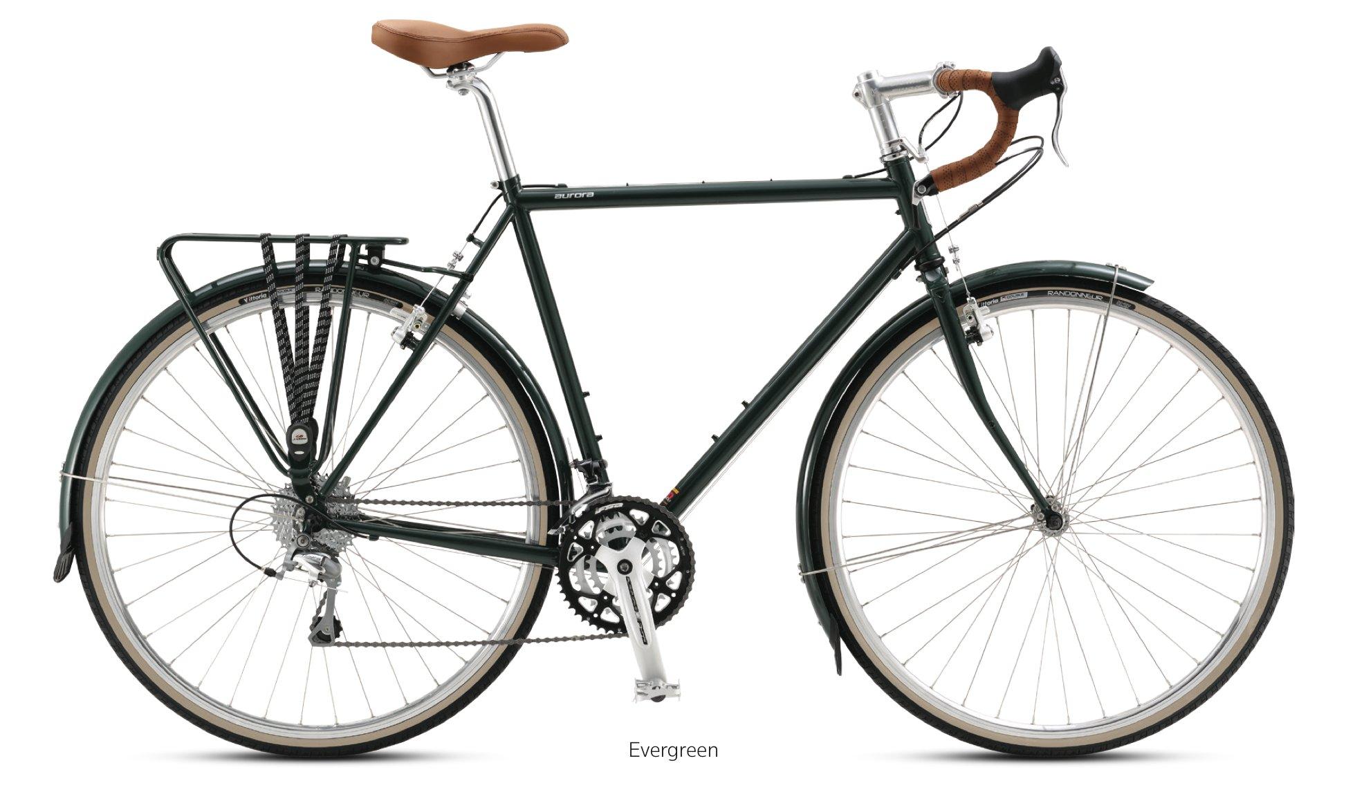 The New 2016 Jamis Aurora and Aurora Elite Touring Bikes