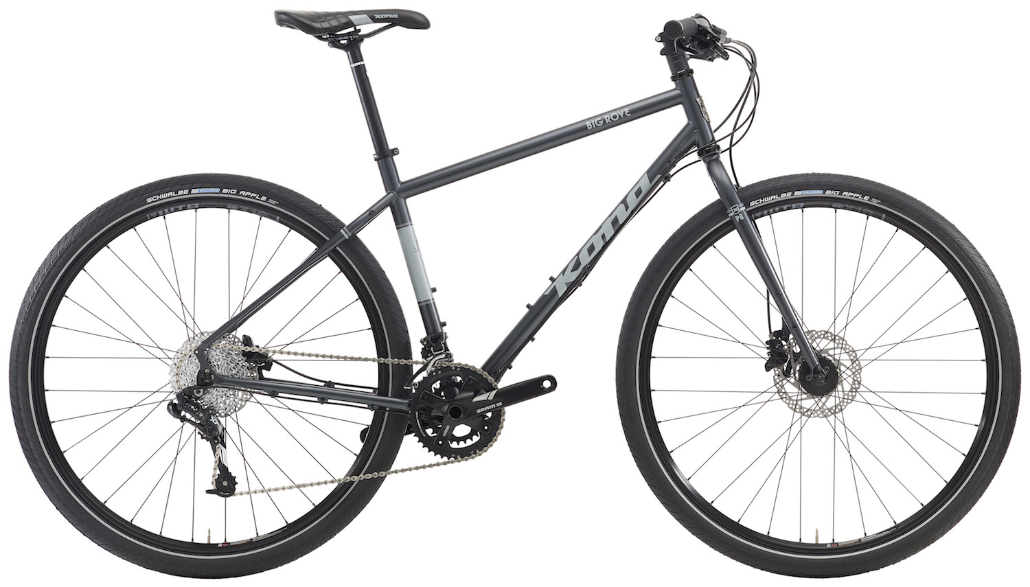 The New Kona Big Rove Off Road Touring Bikes