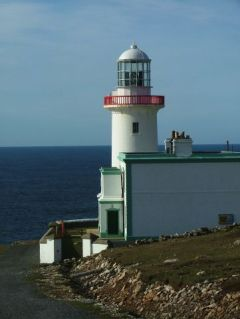 Arranmore Island lighthouse