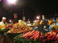 the market, Marrakesh
