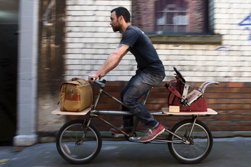 Print Bike Prototype