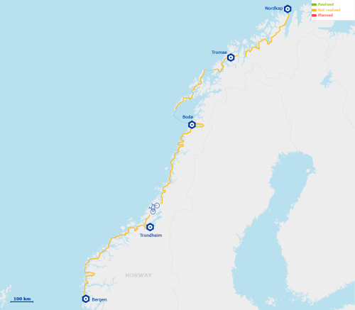 Norway - EV1