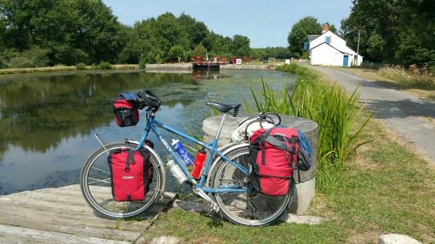 Tim Sanders - Nantes-Brest Canal, France