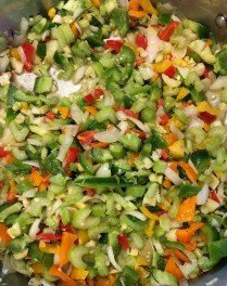 Veggie medley