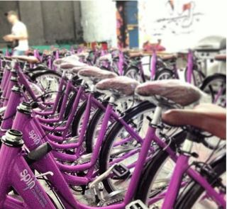 Galway Spin bikes